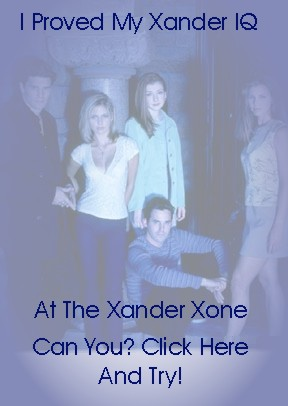 Come And Test  Your Xander IQ At The Xander Xone