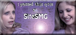I passed  this quiz at SiteSMG